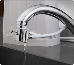 Konyhai víztisztító készülék